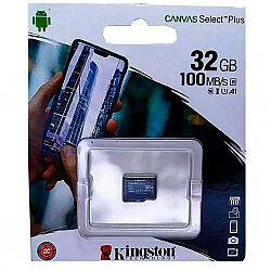 Карта памяти к телефону micro SDHC Kingston 32GB class 10(без адаптера),гарантия 1 год