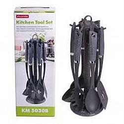 5030В Набор кухонных принадлежностей 7пр нейлон