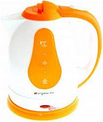 Электрочайник Organic OR-4005,1,8л 2000Вт(оранжевый)
