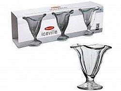Креманка 100*130 мм Ice ville 3шт.51068