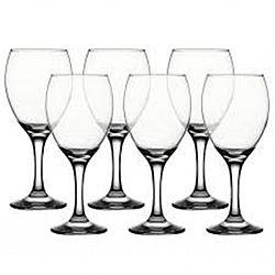 Бокал для вина 255мл 6шт Imperial Plus 44703