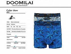 01240 Боксеры мужские Doomilai 12шт (6спаек по 2шт)