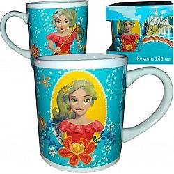 ELA-М96 Чашка детская Елена из Аквалора в подар.упаковке