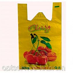 Пакет Вишня, 30*50, 250шт/упаковка