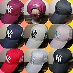 Кепка Нью-Йорк+ логотип 1шт