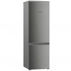Холодильник двухкамерный LIBERTON LRD 180-295 SMDNF FROST СЕРЕБРО 295л,180*54,7*63,2см