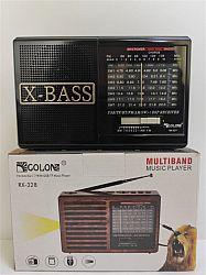 Радиоприёмник радио GOLON RX-326
