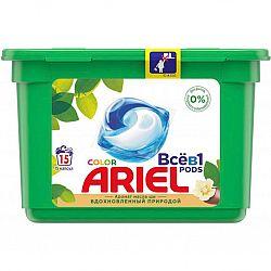 Ariel капсулы для стирки Масло Ши 15*23,8