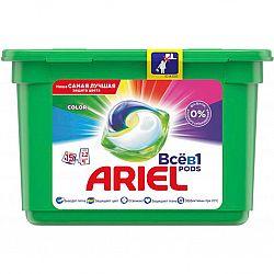 Ariel капсулы для стирки Колор 15*23,8