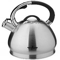 Чайник с свистком из нержав. стали, на 3л МК-1325