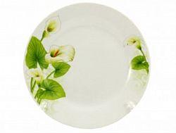 17-065 Тарелка глубокая суповая №8 d-20 Каллы
