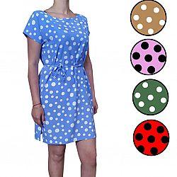 Л-22 Платье с поясом р.52