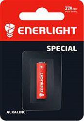 Батарейка ENERLIGHT Special Alkaline 27 А солевые 1шт блистер