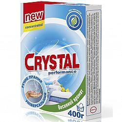 Стиральный порошок CRYSTAL 400г «Весняний аромат» ручная стирка