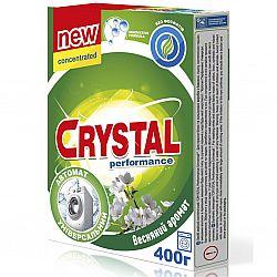 Стиральный порошок CRYSTAL 400г «Весняний аромат» АВТОМАТ