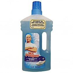 Mr.Proper 1л для уборки стен и полов с содой