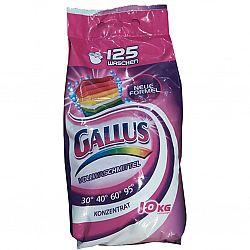 Пральний порошок Gallus 10 кг Volwaschmittel Універсальний 125 прань