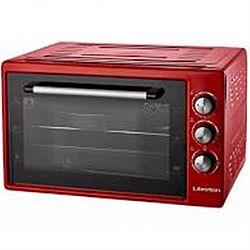 Электродуховка Liberton LEO-421 Red,42л,1500Вт