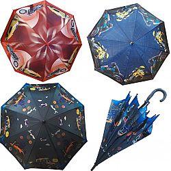 """F2100 Детский зонт для мальчиков Star Rain """"Тачки"""" полуавтомат, 8 спиц"""