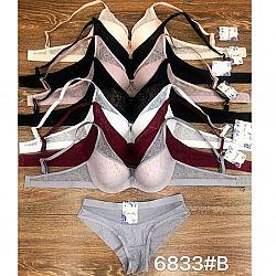 6833 Комплект Onita de Mas (бюст+трусы) 75B