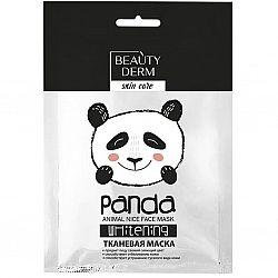 Тканинна відбілююча маска ANIMAL PANDA WHITENING TM BeautyDerm, 25 мл
