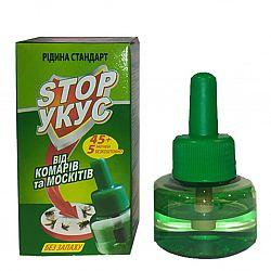 Жидкость Стоп укус от комаров 45+5ночей КРАСНЫЙ