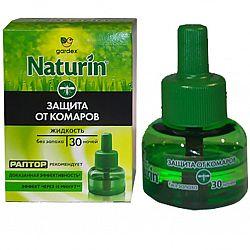 Жидкость Naturin от комаров 30ночей