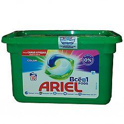 Ariel капсулы для стирки Колор 10*23,8