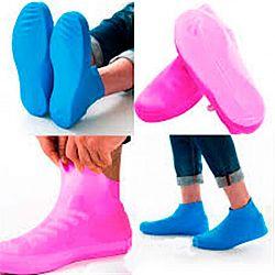Чехлы на обувь силиконовые цветные р,35-45,цена за 1 пару