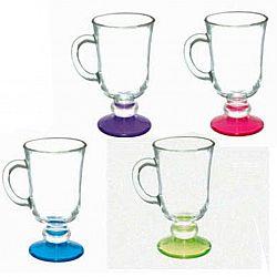 """Чашка """"Глинтвейн"""" цветной лак 200мл"""