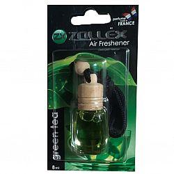 Освіжувач повітря автомобільний 8мл з ароматом «Зелений чай» Zollex 21GT