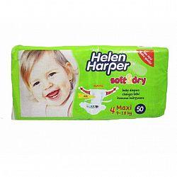 Підгузки Helen Harper №4  Maxi (7-18 кг) 50шт