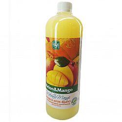 Мыло косм. 1100мл антиб. Дыня и манго