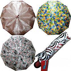 301S-2  Женский зонт Star Rain полуавтомат, 10 спиц