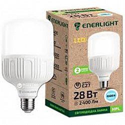 Лампа  светодиодная ENERLIGHT HPL 28Вт 6500К E27,2 года гарантии