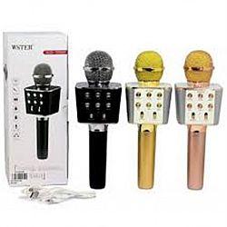 Портативная-колонка-микрофон(Mini-speaker) WS-1688 c блютузом