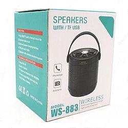 Портативная-колонка(Mini-speaker)WS-883 c блютузом