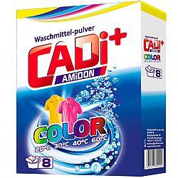 Cadi+ Universal Пральний порошок кольоровий 560 г 8 прань (картон) New!!