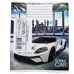 Тетр учен В5 48 лист.клетка офс Super CAR 2963 16шт