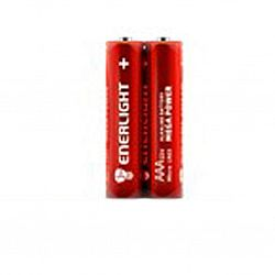 Батарейка ENERLIGHT MEGA POWER R3 щелочные 2шт п/у