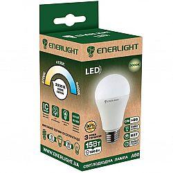 Лампа светодиодная ENERLIGHT A60 15Вт 3000К  Е27,гарантия 3года
