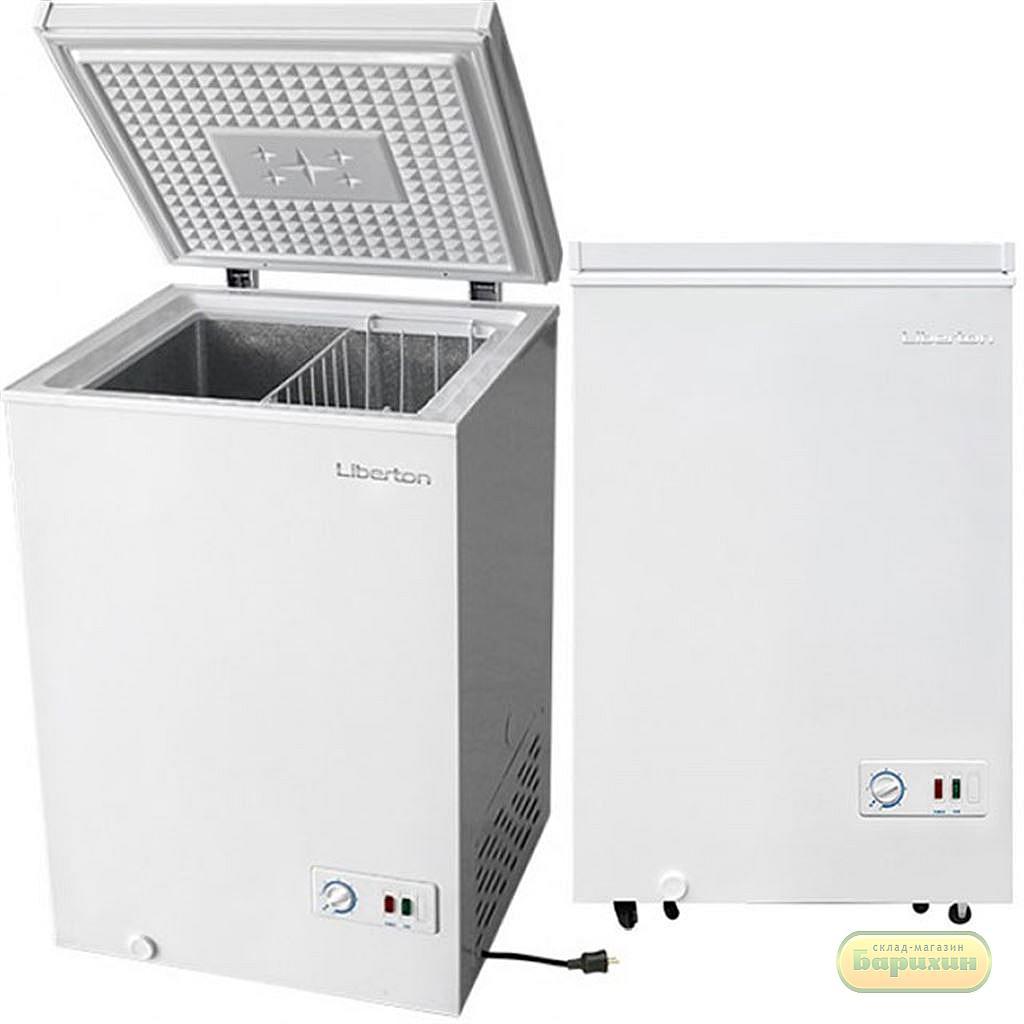 Ларь морозильний 100л Liberton LCF 100MD